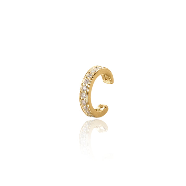 ALICE GOLD EAR CUFF