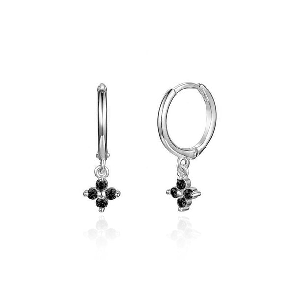PENDIENTES COURTNEY SILVER