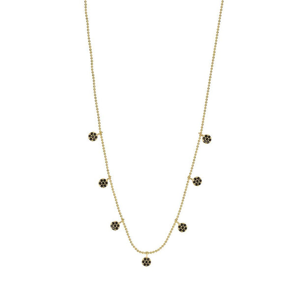 DUMA GOLD NECKLACE