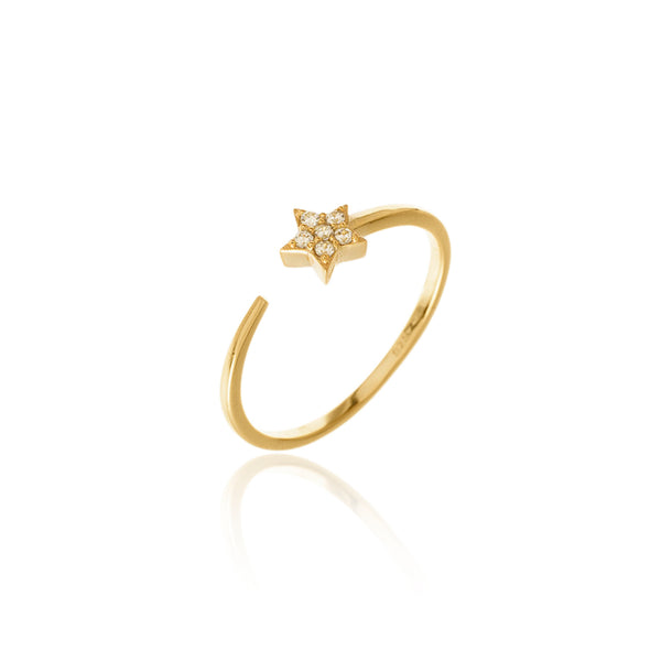 ANILLO STAR GOLD