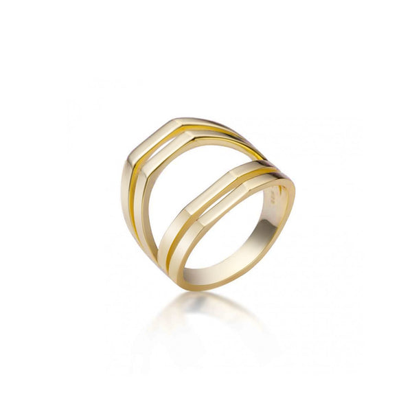 CLARY GOLD RING