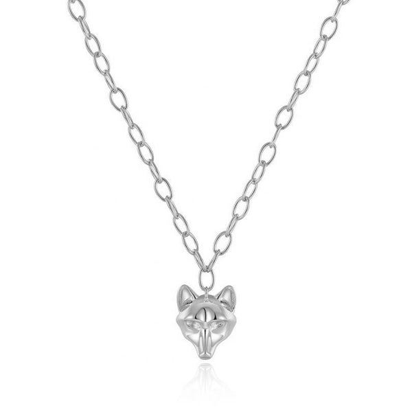NYMERIA SILVER NECKLACE