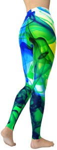 NiftyLooks™ Splashed DeLuxe Leggings - NiftyLooks