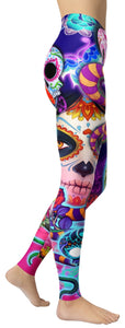 Mexican Super Leggings - NiftyLooks