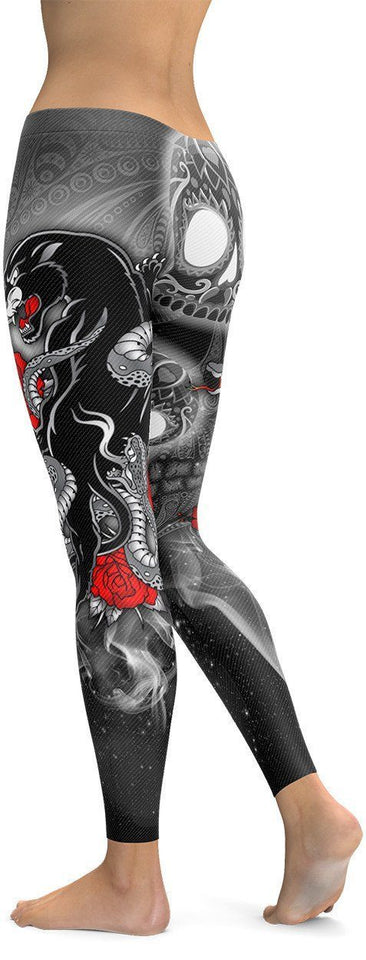 Panther Leggings - NiftyLooks