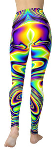 Hypnotic Light Leggings - NiftyLooks