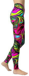 Hypnotic Dream V.2 Leggings - NiftyLooks