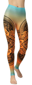Mystic Mandala Leggings - NiftyLooks