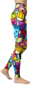 Super Kawaii Leggings - NiftyLooks