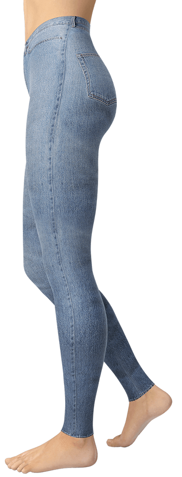 Jeans Leggings - NiftyLooks