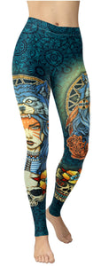 Wolf Girl Leggings - NiftyLooks