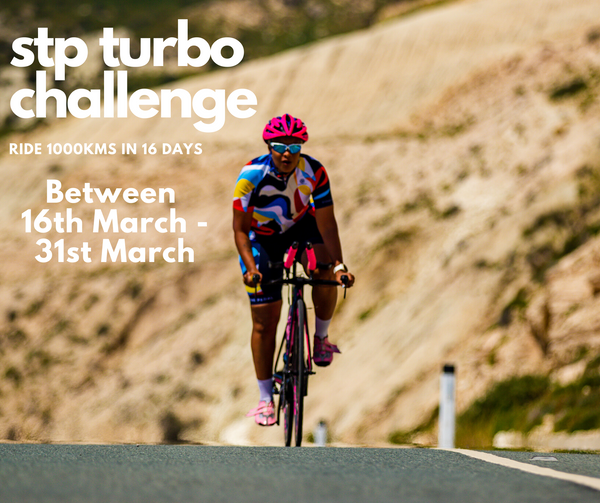 STP Turbo Challenge