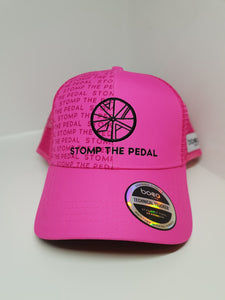 'Tarsh Pinkie' STP Technical Trucker
