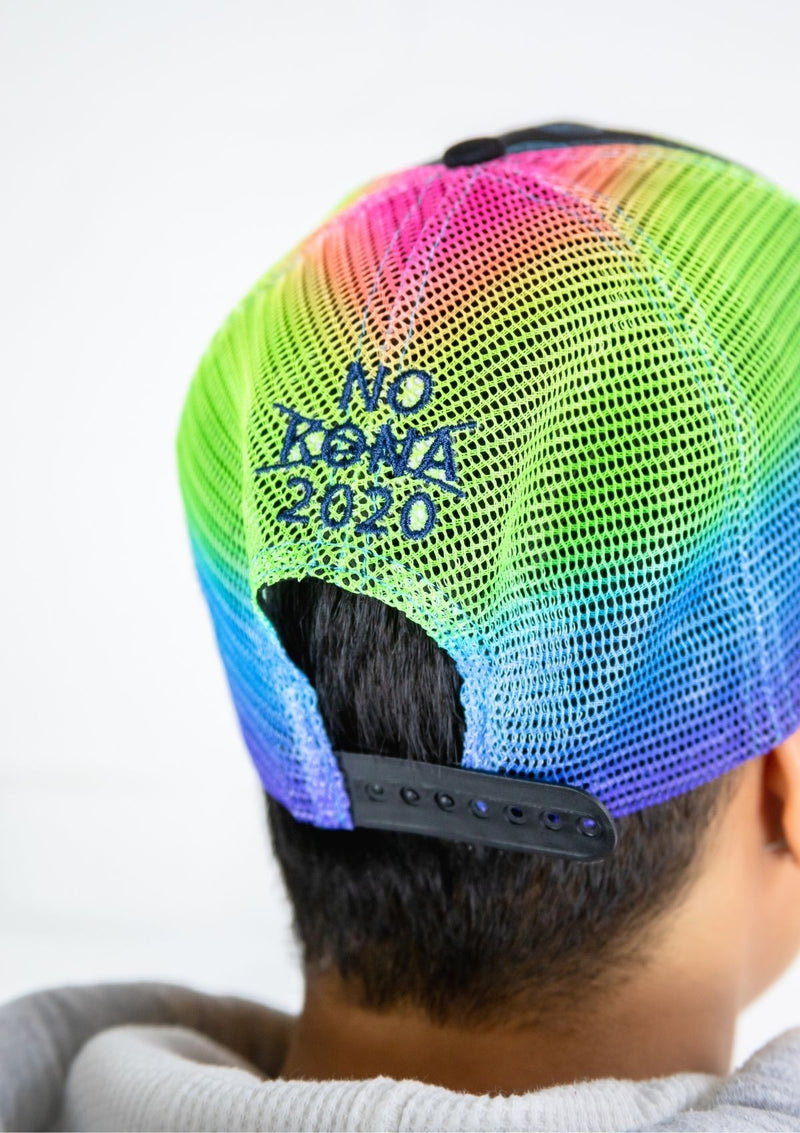 'No Kona 2020' Limited Edition STP Trucker - Stomp the Pedal
