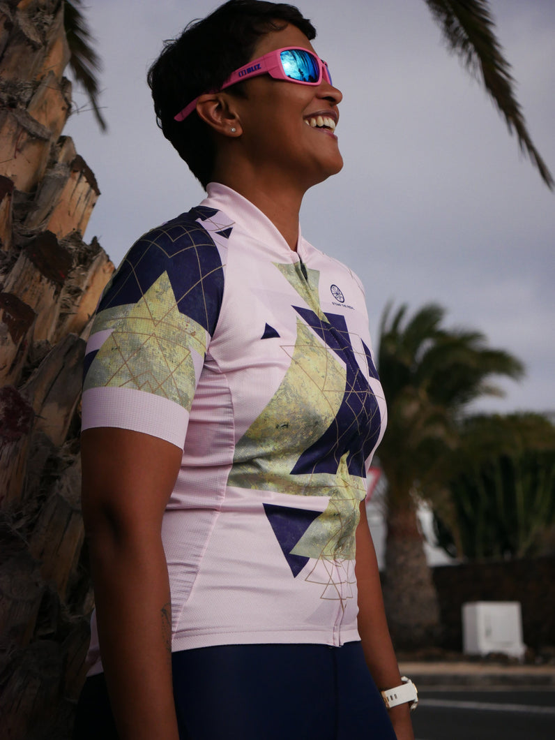 Gatsby - 'Tallulah' Women's Cycling Jersey LAST MEDIUM