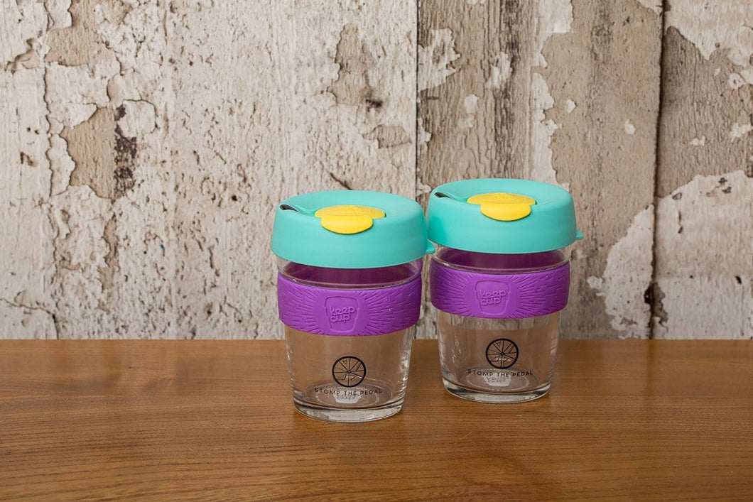 Stomp the Pedal - Keepcups ONLY AVAILABLE IN THE UK