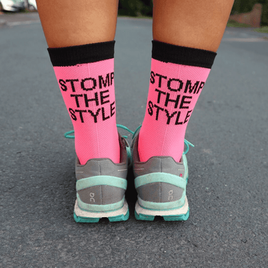 'Stomp the Style' unisex socks