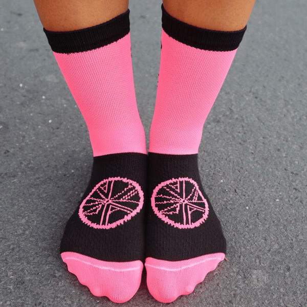 'Stomp the Style' unisex socks - Stomp the Pedal