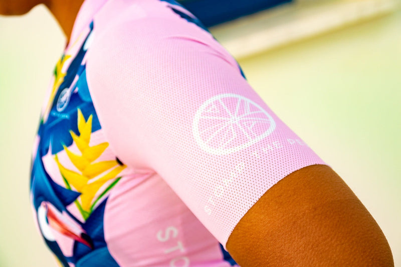 'Tarshy Toucano' Women's Cycling Jersey - Stomp the Pedal