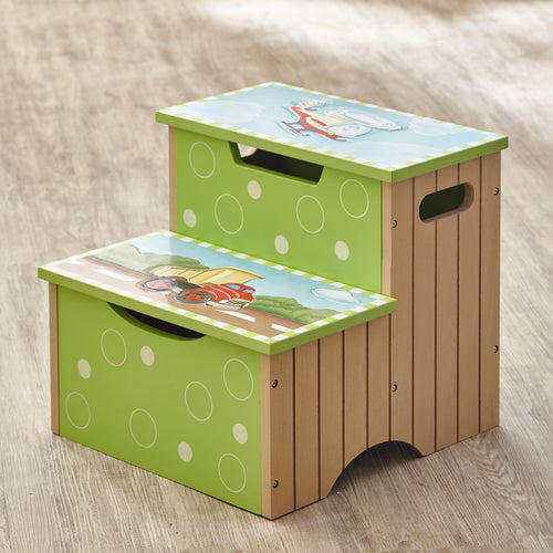 Fantasy Fields by Teamson Transportation Step Stool
