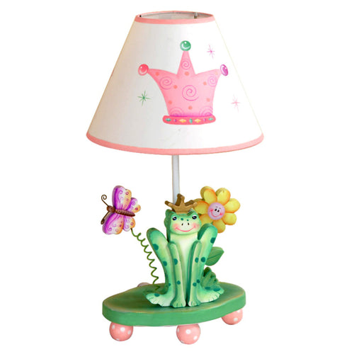 Fantasy Fields by Teamson Princess & Frog Table Lamp