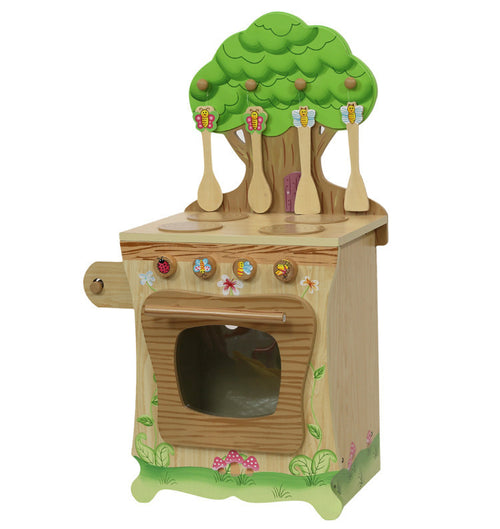 Teamson Kids Enchanted Forest Kitchen - Stove
