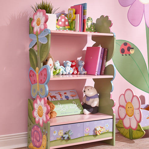 Fantasy Fields by Teamson Magic Garden Bookshelf