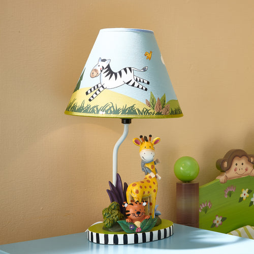 Fantasy Fields by Teamson Sunny Safari Table Lamp