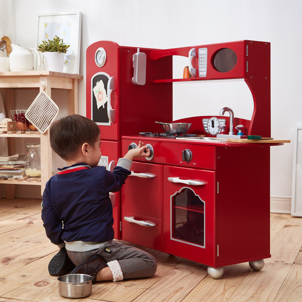 Teamson Kids Classic Play Kitchen