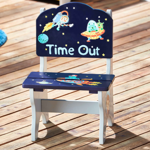 Fantasy Fields by Teamson Outer Space Time Out Chair