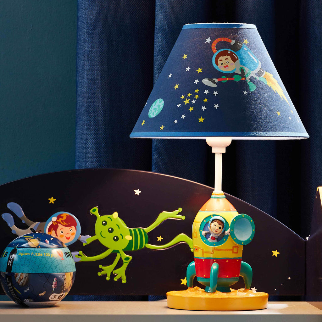 Fantasy Fields By Teamson Outer Space Table Lamp