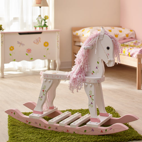 Fantasy Fields by Teamson Princess & Frog Rocking Horse