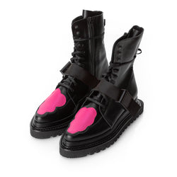 Acid cloud booties