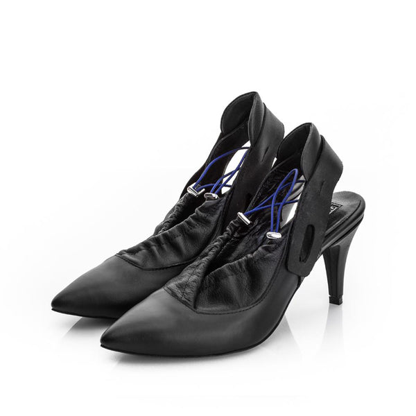 Cyber Black Pumps