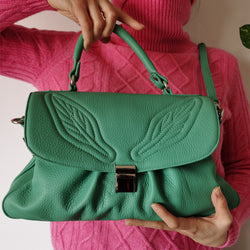 Lady like -green spring bag
