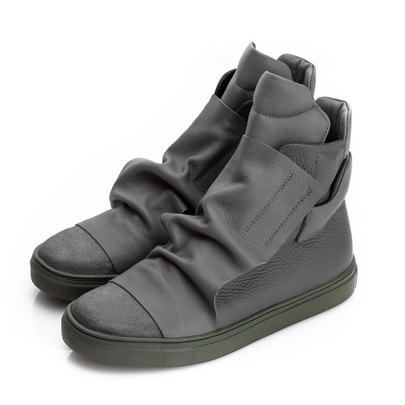 Urban Rhapsodie Grey Sneakers