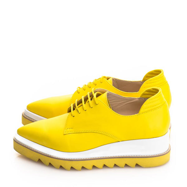 Sharp Lemon Shoes