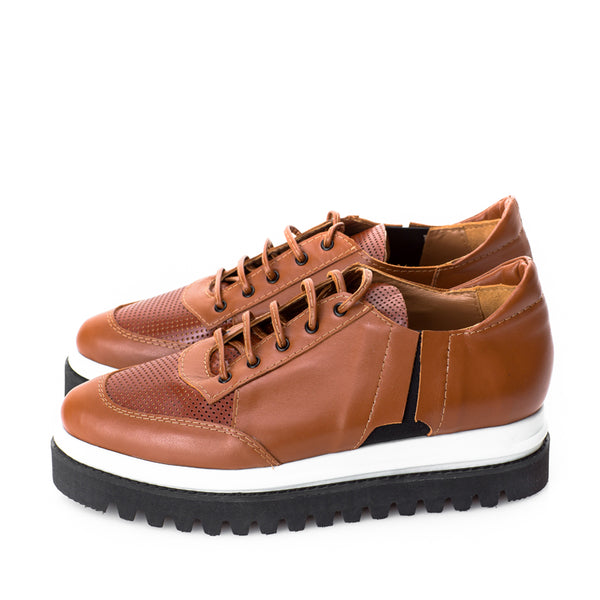 New Retro Brown Shoes