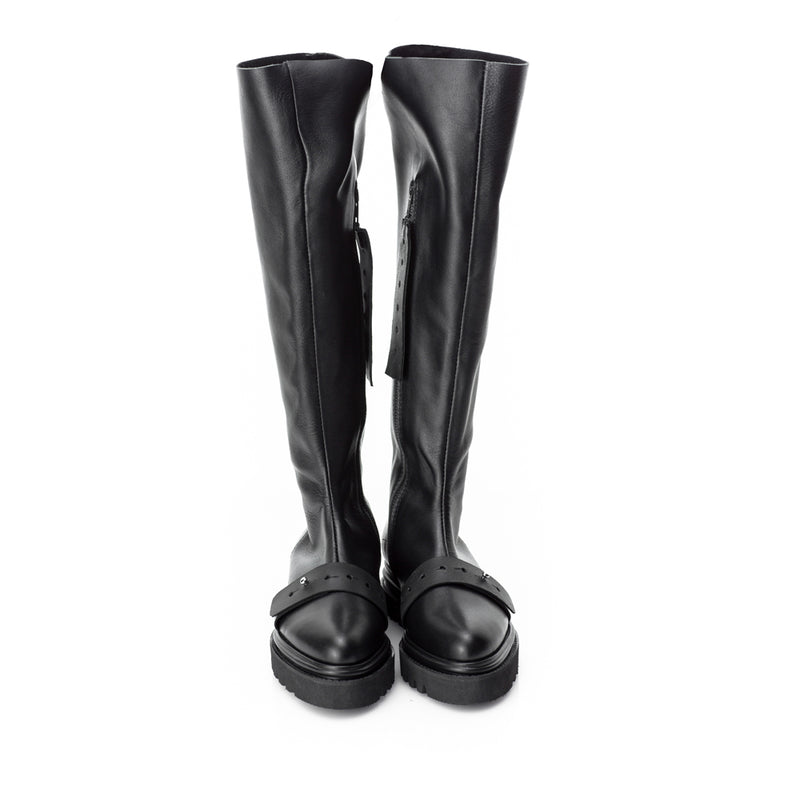 Simplicity Black Boots