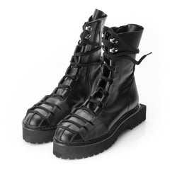 Reconstructed base boots