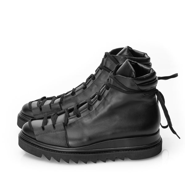 Urban1 Men lace-up boots