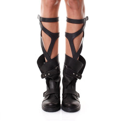 Hugs and Thoughts Gladiator Boots