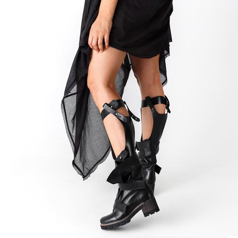 Hugs and Charm Gladiator Boots