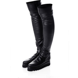 Neverending Story Black Boots