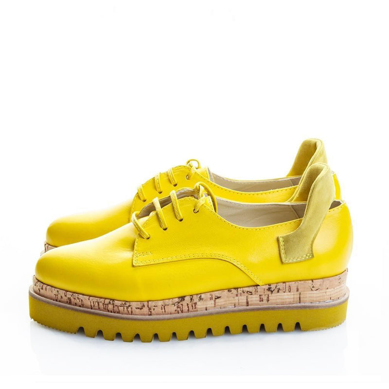 Lemon Shoes