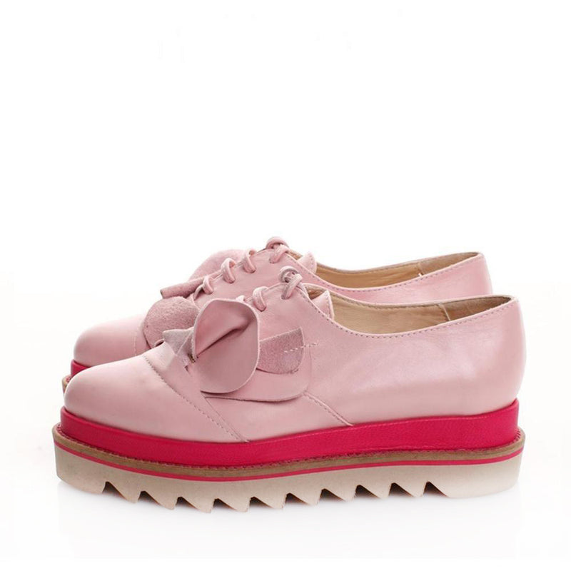 In Bloom pink shoes