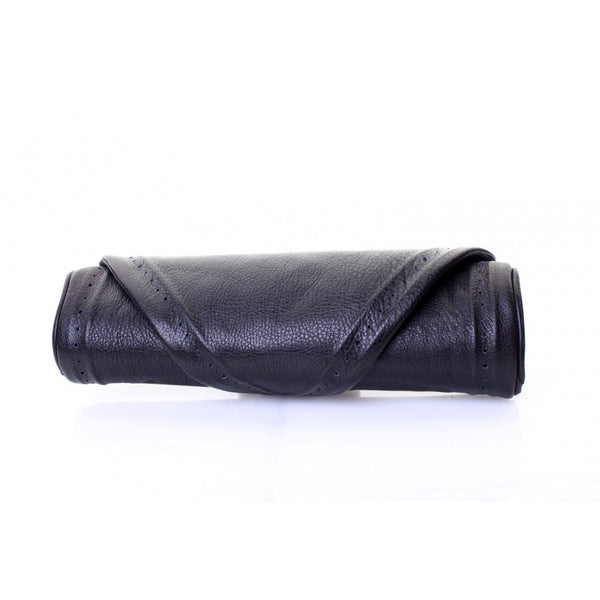Tunnel Black Clutch