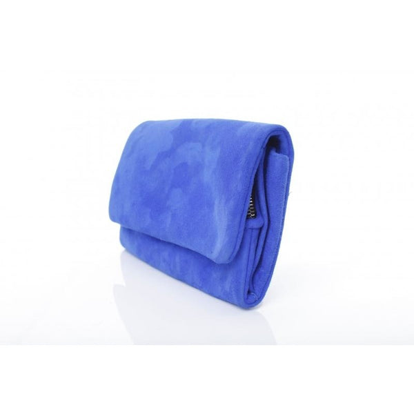 Blue Delight Clutch