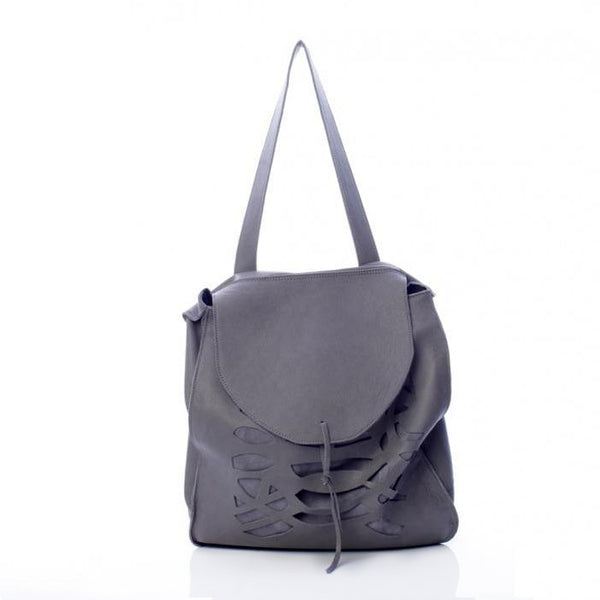 Revelations Grey Bag