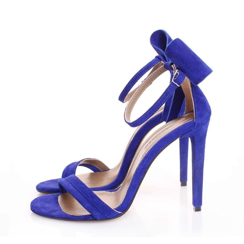 Electric Bow Sandals